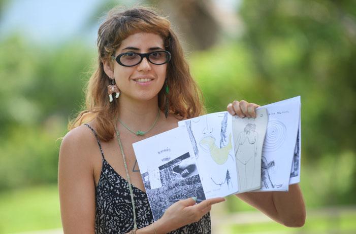 Carolina Martínez: Proyectos karaya