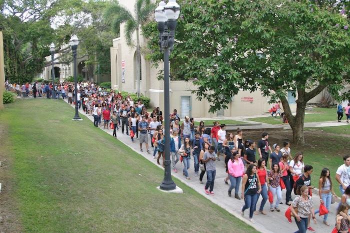 Estudiantes Nuevo INgreso