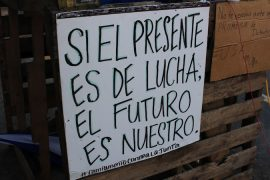 #CampamentoContraLaJunta