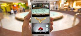 Pokémon Go. (Shutterstock)
