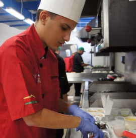 Ángel A. Zayas Cruz, estudiante de la UPR Carolina. (Suministrada)