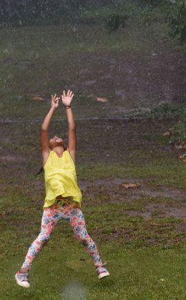 Celebrar la lluvia