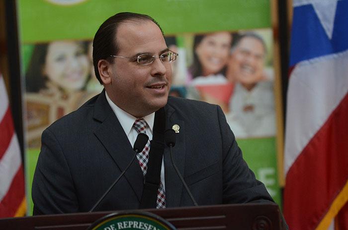 Jaime Perelló renunció esta tarde a la presidencia de la Cámara de Representantes. (Ricardo Alcaraz / Diálogo)