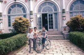Antigua localización del Museo UPR
