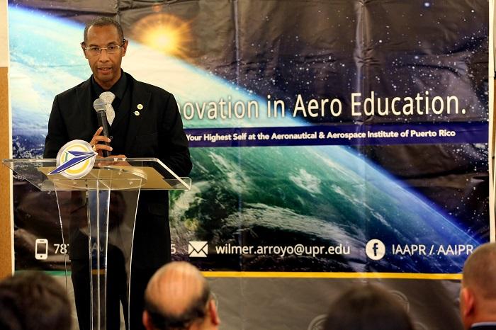 Wilmer Arroyo, director ejecutivo de IAAPR.