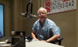Jorge Medina de Radio Universidad. (Suministrada)