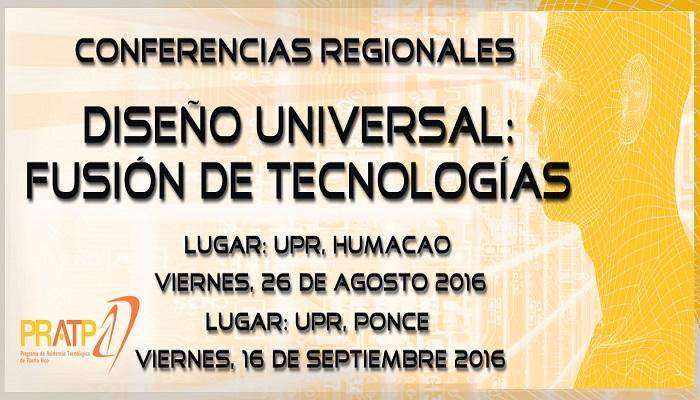 PRATP conferencia sobre tecnología asistiva