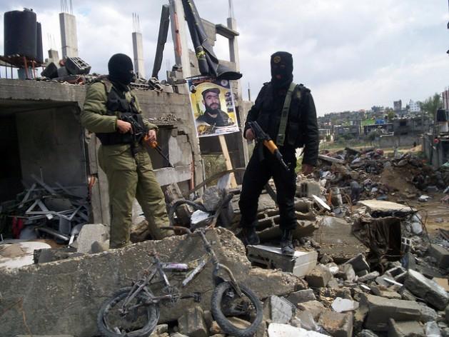 Ante los atentados terroristas en curso y el reclutamiento de jóvenes combatientes, el yihadismo debe ser visto como un problema mundial clave. Crédito: Mel Frykberg / IPS