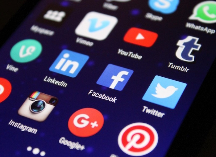 Redes sociales. (Visualhunt)