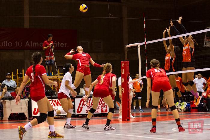 Voleibol UPRRP (Suministrada)