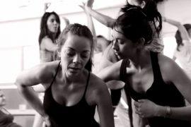 Danza y terapia. (Facebook)