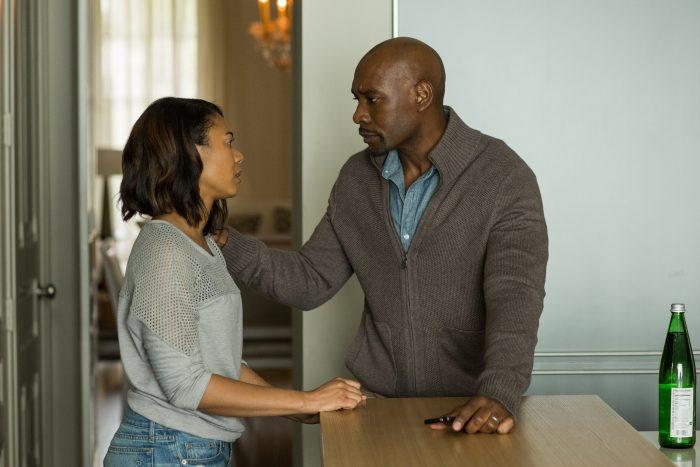 Morris Chestnut y Regina Hall protagonistas de When the Bough Breaks. (Suministrada)