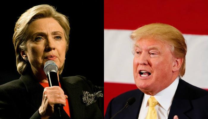 Hillary y Trump. (Suministrada)