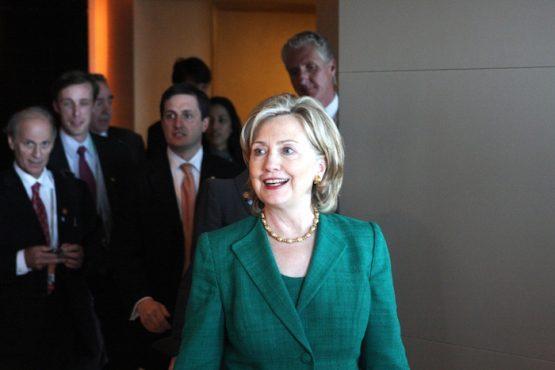 Hillary Clinton, candidata demócrata a la presidencia de Estados Unidos. (U.S. Department of State / Visualhunt)