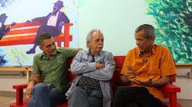 Teófilo Torres, Nelson Sambolín y Carlos Miranda (Adriana De Jesús Salamán)