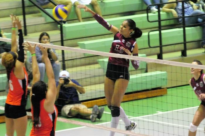 Voleibol. (LAI)