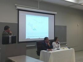 Conversatorio en la Universidad Interamericana. (Isabel Almonte)