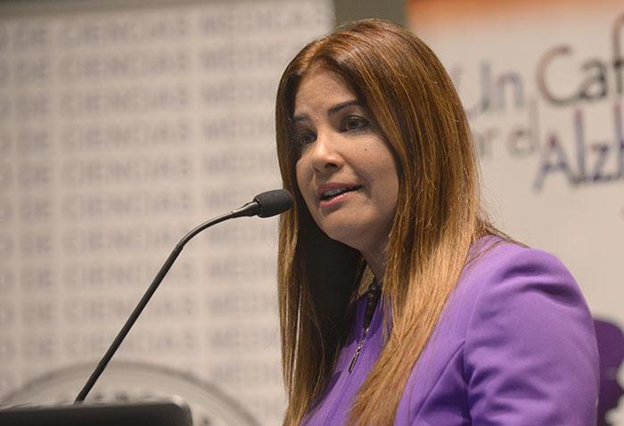 Vanessa Sepúlveda. (Ricardo Alcaraz/ Diálogo)