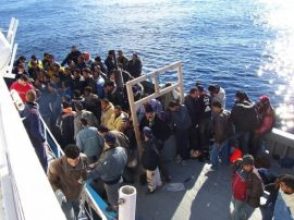 Los refugiados en Europa. (IPS)