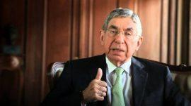 Oscar Arias, expresidente de Costa Rica (IPS)