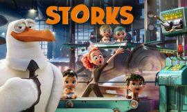 Storks. (You Tube)