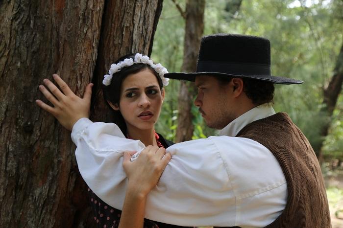 Teatro Rodante presenta Bodas de sangre (Sumistrada)