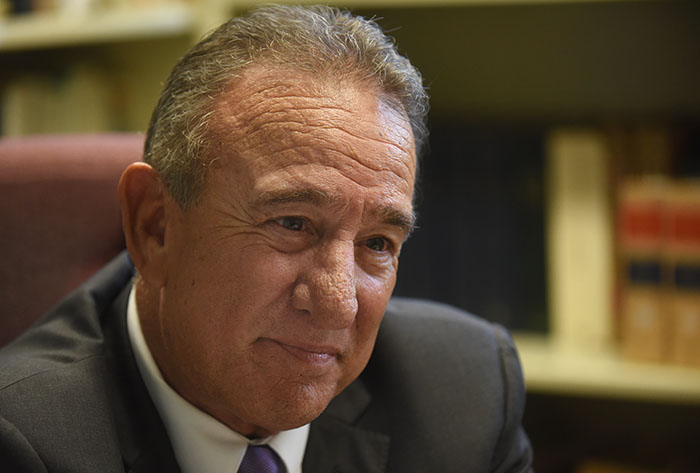 Manuel Cidre, candidato a la gobernación/26 agosto 2016