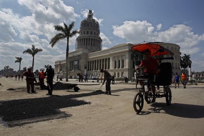 Especialmente, destacó el profesor, es el sector privado de dicho país el más interesado en reestablecer una plena relación comercial con Cuba.  (Suministrada)