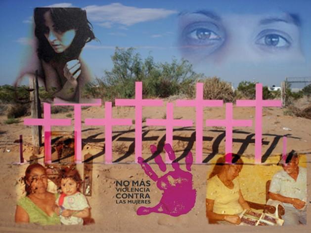 Víctimas y deudos de mujeres víctimas de feminicidio reclaman acciones a Estados y sociedades latinoamericanas. Crédito: Juan Monseinco/IPS