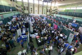 Feria de empleo 2016, RUM.