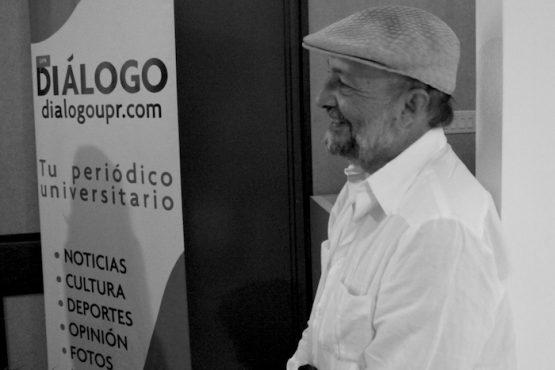 Ricardo Alcaraz en el aniversario de Diálogo. (Adriana De Jesús Salamán/ Diálogo)