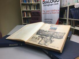 Primera portada de Diálogo. (Víctor Rodríguez/ Diálogo)