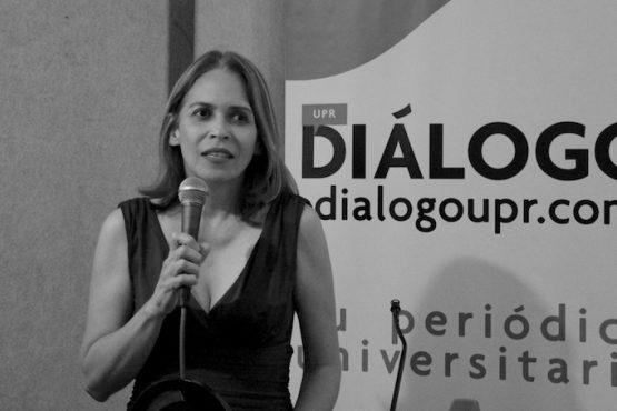 Odalys Rivera. (Adriana De Jesús Salamán / Diálogo)