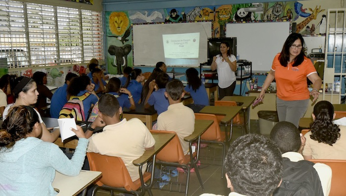 Feria de Salud Escuela Intermedia República de México 1