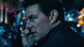 Tom Cruise. (You Tube)
