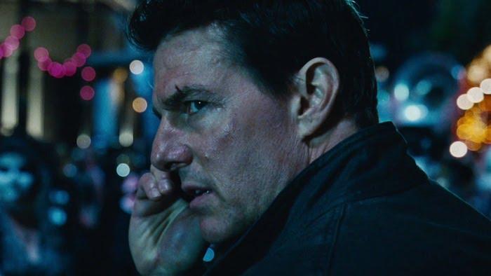 Tom Cruise. (You Tube)