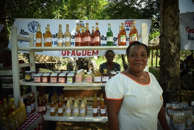 El empoderamiento de las mujeres es parte del Plan de Seguridad Alimentaria, Nutrición y Erradicación del hambre 2025 de la Celac. Crédito: FAORLC