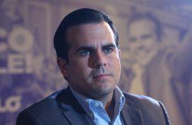 Ricardo Rosselló, candidato a la gobernación por el Partido Nuevo Progresista. (Adriana De Jesús Salamán / Diálogo)