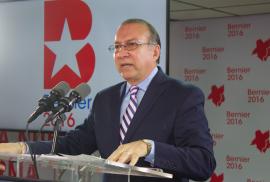 Ferdinand Mercado, director de campaña de David Bernier. (Glorimar Velázquez / Diálogo)