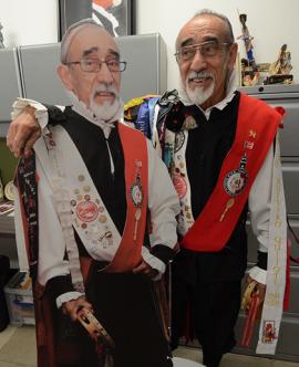 Don Goyo, director de la Tuna. (Archivo)