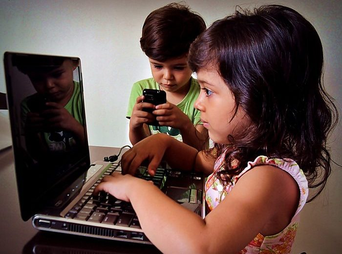 Tecnología y niños