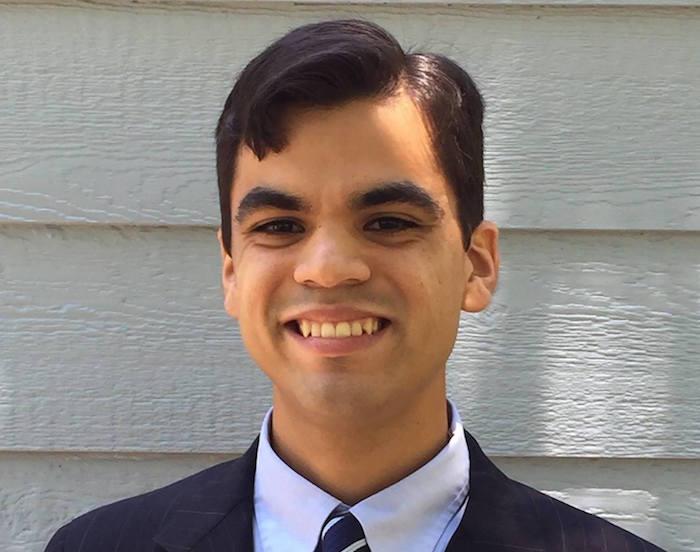 Joseph Alexander Barnes, estudiante de segundo año de medicina en el Recinto de Ciencias Médicas de la Universidad de Puerto Rico. (Suministrada)