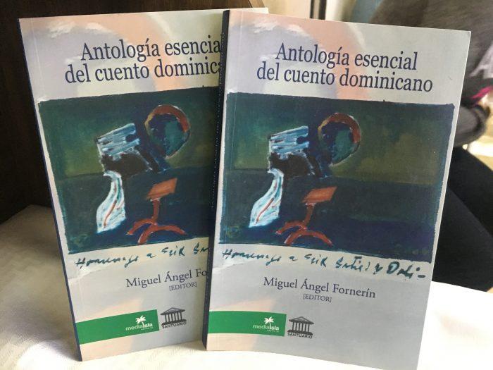Antología dominicana