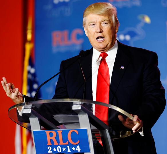 Donald Trump ( Michael Vadon via Visualhunt.com)
