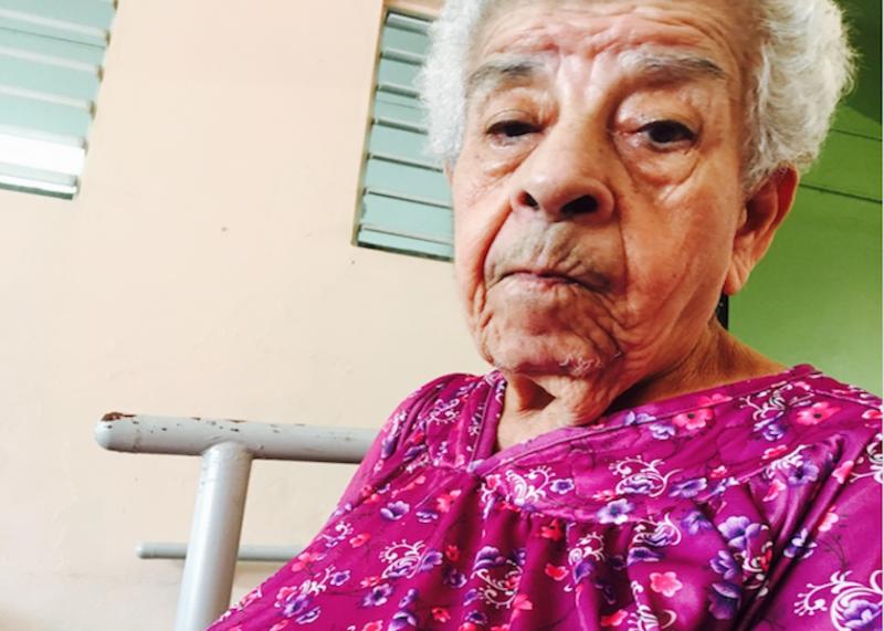 "Francisca Plumer Correa, mejor conocida como ""Pancha""."