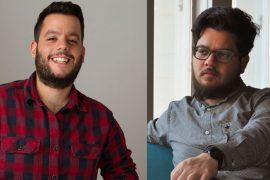 Hernán Olivera y Juan C Linares  (Suministrada)