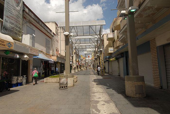 Paseo De Diego, Río Piedras actual/2 mayo 2014