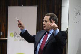 Gerald E. Rosen, juez federal encargado de mediar el proceso de quiebra de la ciudad de Detroit y los acreedores.