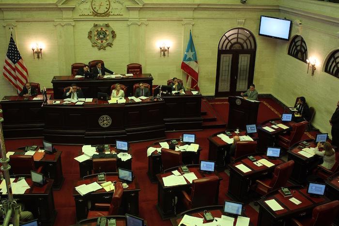 Legislatura de PR. (Archivo)