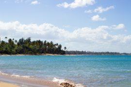 Playa Vacía Talega, Loíza, Puerto Rico